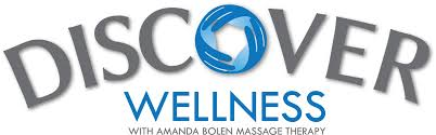 Logo for Discover Wellness Massage Therapy
