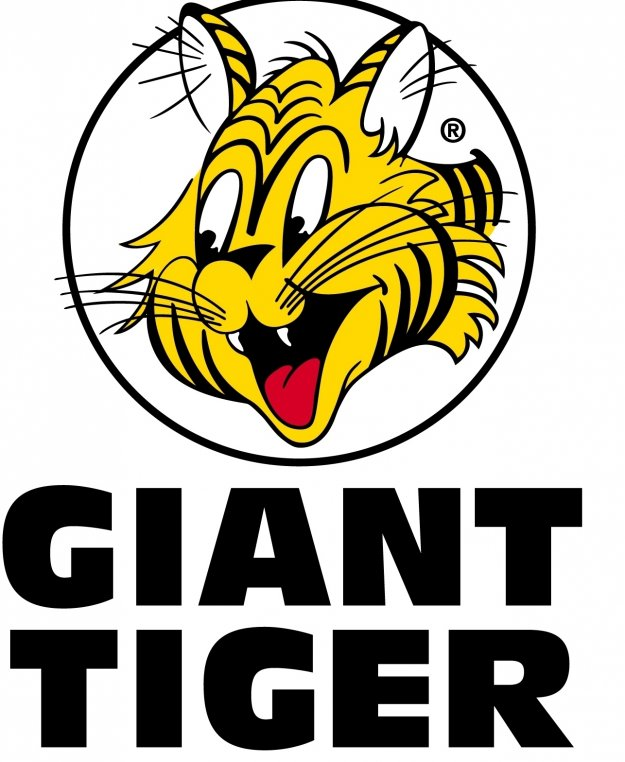 Logo for Giant Tiger
