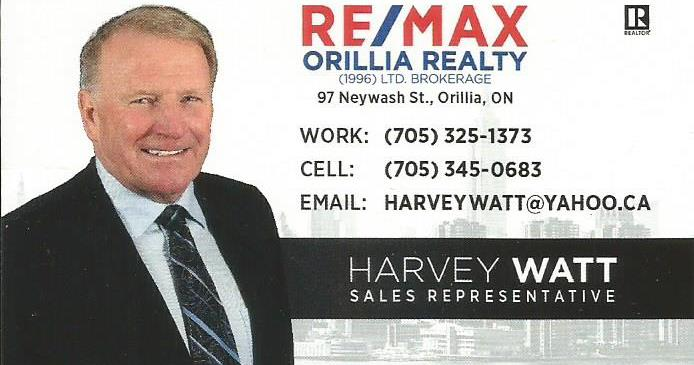 Harvey Watt REMAX